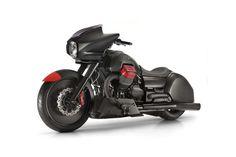 Moto Guzzi MGX-21 Concept - Bikers Cafe