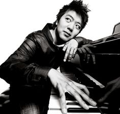 Lang is a superb, evolving musician, who earns huge fees because of his novelty and his flair-and because he is an avatar of the Chinese ascendance. Photograph by Platon.
