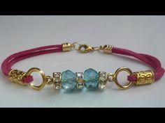 Women's Bracelets – Fine Sea Glass Jewelry Leather Jewelry, Beaded Jewelry, Jewelry Bracelets, Jewelery, 3d Doodler, Bracelet Making, Jewelry Making, Steam Punk Jewelry, Girls Jewelry