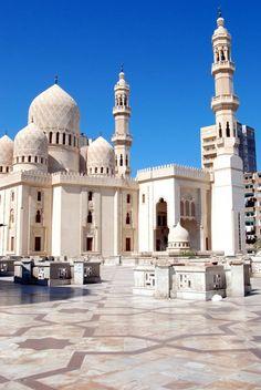 Abu al-Abbas al-Mursi Mosque - Alexandria, Egypt.