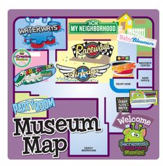 Sacramento Children's Museum - Who wants to take a field trip?! C'mon all you homeschooler friends let's go!