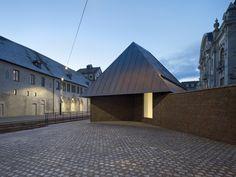 Imagen 1 de 23 de la galería de Ampliación Musée Unterlinden / Herzog & de Meuron. Fotografía de Ruedi Walti