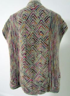 Ravelry: Project Gallery for Diamond Panel Jacket pattern by Melody Johnson Knitting Designs, Knitting Stitches, Knitting Patterns, Sewing Patterns, Knit Cardigan Pattern, Jacket Pattern, Diy Crafts Knitting, Coat Patterns, Skirt Patterns