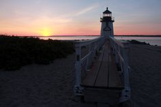 Nantucket sankaty lighthouse