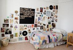 decoracion de paredes de dormitorios juveniles - Buscar con Google