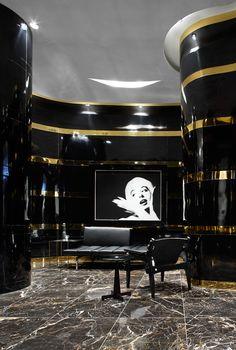 Bisha Hotel & Residences, Toronto, Interior design by Munge Leung