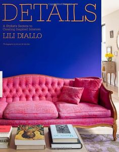 details interior styling book