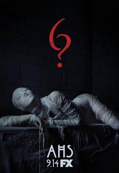 El Puffs. American Horror Story season 6 promo poster.