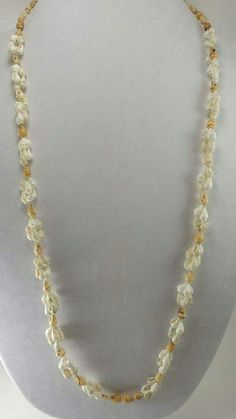 Vintage to now Estate cowrie Necklace puka shell