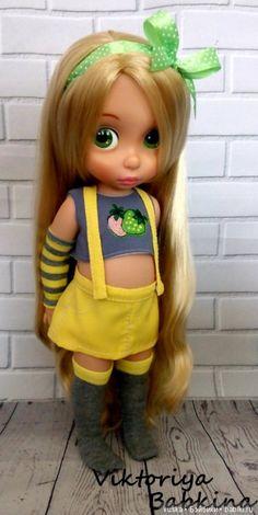 Disney animators - продолжаем переодевашки / Куклы Принцессы Диснея, Disney Princess от Disney Animators / Бэйбики. Куклы фото. Одежда для кукол Disney Princess Dolls, Disney Dolls, Rapunzel, Ropa American Girl, Disney Animators Collection Dolls, Tilda Toy, Barbie Sewing Patterns, African Dolls, Disney Animator Doll