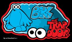 Before we start let me tell you I dont apruve of gangs and I am not in a gang and I am only drawing gang tags because thay look cool and the trap door i. The Trap Door Berk Gang Tags Trap Door, Snoopy, Deviantart, Doors, Tags, Fictional Characters, Fantasy Characters, Mailing Labels, Gate
