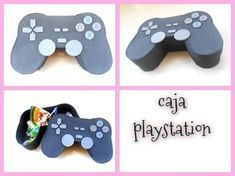 geschenkdoos in de vorm van een playstation controller - Carol Traditional Anniversary Gifts, Unique Anniversary Gifts, Anniversary Present, Gamer Boyfriend, Boyfriend Birthday, Boyfriend Ideas, Playstation, Presents For Him, Gifts For Your Boyfriend