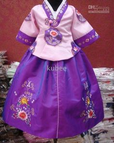 hanbok+for+baby+girls | 3pcs,girl birthday Korean hanbok,Children Ceremonial traditional ...