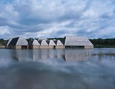 RIBA 2012: Brockholes wildlife Visitor Centre in Lancashire, Adam Khan