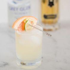 triple citrus greyhound cocktail