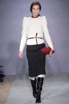 Such a good knit!!   Maison Martin Margiela | Fall 2014 Ready-to-Wear Collection | Style.com