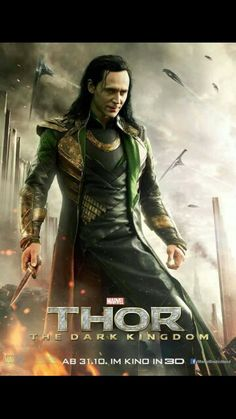 I have a weird crush on Loki from Thor