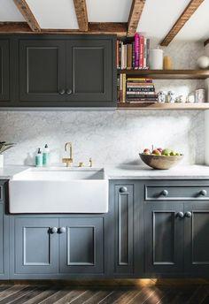 Marmeren keukenblad | Huis-inrichten.com