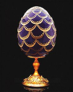 Faberge | Pine Cone Egg