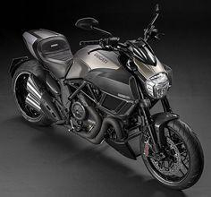 WEB LUXO - Motos de Luxo: A versão ultra-luxuosa da Ducati Diavel Titanium 2015