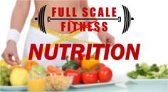 "Full Scale Fitness on Twitter: ""🍎 Get a customized meal plan by a REGISTERED DIETITIAN. We know fitness. We know nutrition."