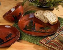 Lodge Podge Kitchen  Dining, Dinnerware and Accessories......I have theese but in different color love them.