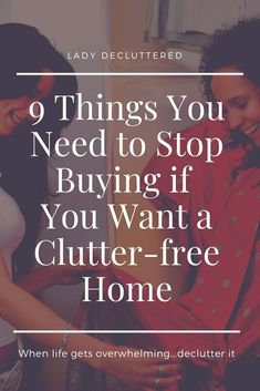 Declutter your whole house with this list of 101 things to get rid of right now. Declutter your home to simplify your life and live more minimalist. Deep Cleaning Tips, House Cleaning Tips, Spring Cleaning, Cleaning Hacks, Cleaning Closet, Minimalist Living Tips, Minimalist Lifestyle, Minimal Living, Clutter Free Home