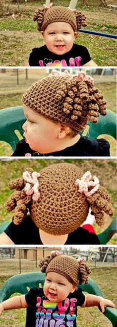 ¿Usted no sabe cómo convencer a su niño de usar sombrero? ¡Estos sombreritos de colores brillantes resolverán fácilmente su problema! | Porque no se me ocurrio antes