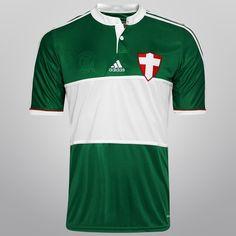 Camisa Adidas Palmeiras 14/15 s/nº - Savoia - Mundo Palmeiras