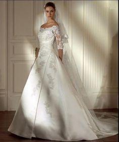 Brautkleid Rita von whitebridal auf DaWanda.com