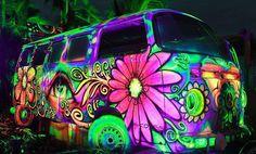 Cool VW Bus!