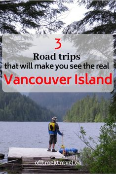 Are you looking to visit some of the most natural and pristine areas of Vancouver Island, Canada? Backpacking Canada, Canada Travel, West Coast Trail, Western Canada, Visit Canada, Canoe Trip, Island Tour, Camping Outfits, Vancouver Island