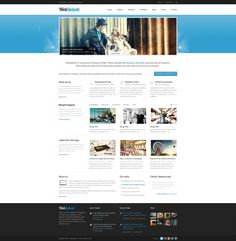 If you want to build a classical but elegant website for your business, Web Splash, our Premium WordPress business theme, is absolutely a right choice for your site.