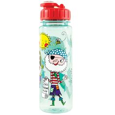 Whilst your kids are on adventures this Rachel Ellen Pirates Drinks Bottle is ideal.