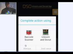 ▶ Unicorn and Donuts App Fix Scanner Review Ds Domination - YouTube