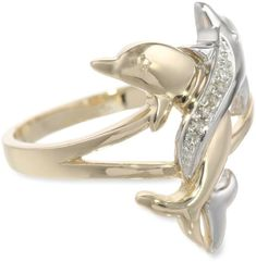 10k Two-Tone Gold Diamond-Accent Intertwined Dolphin Ring, Size 6 Amazon Curated Collection,http://www.amazon.com/dp/B002Q0X2Z2/ref=cm_sw_r_pi_dp_bDa2sb02ZG4DS12V