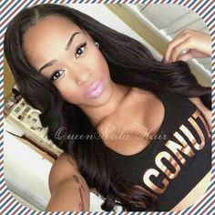 "QueenNala Hair Product Top Beauty, Top Selling. Peruvian Loose Wave Length: 20""22""24"" She Is QueenNala Hair Fans,Real Our Client @Dali Christelle If You Like She,If You Like QueenNala Hair  #virginhair #humanhair #Queennalahair #NewStyle #Peruvianhair"