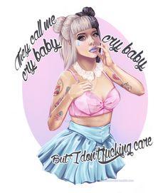 Melanie Martinez: Cry Baby by MsChamomile