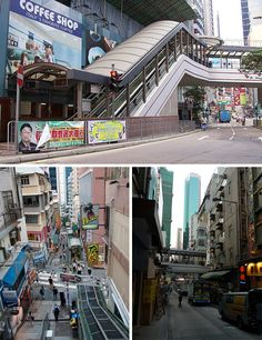 Hong Kong elevated walkway for GFX