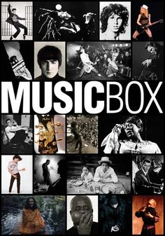 Music Box by Gino Cataldo. This attractive book features artistic, journalistic photography of over 300 musical artists throughout time, as well as short written profiles. Music buff teens will enjoy spotting their favorite artists in this eclectic mix. This book supports teens who enjoy finding new music - old artists and new - as a constructive use of time. #yanonfiction #music #bands #photography