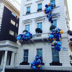 Midnight Blue Confetti Balloons | Confetti Balloons | Party Shop Uk