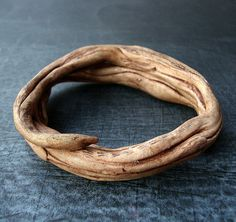 Driftwood bracelet (hollow)