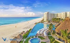 Cancun Paradise Vacation  5-Night Stay at the Westin Resort & Spa Cancun with Airfare for 2  Value up to $8,220