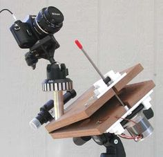 DIY Tracking Mount for Astrophotography