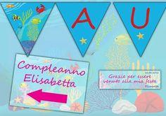 #partykit #infondoalmar #underthesea #festone #indicazioni #favors