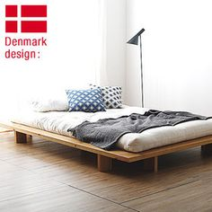 futon for bdm Diy Sofa, Diy Bed, Muji Bed, Japanese Inspired Bedroom, Tiny Bedroom Design, Homemade Beds, Wooden Platform Bed, Japanese Interior Design, Wooden Bedroom