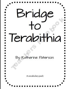 bridge to terabithia essay questions