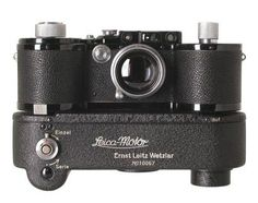 Oskar Barnack And The Early History Of The Leica