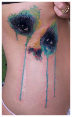 Tattoo By Bobby Holland @ Black Shamrock Tattoo...that is totally awesome!! of the most creative i've seen yet!