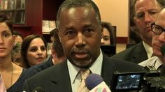 """Ben Carson slammed CNN's reporting into his past as a """"bunch of lies"""" in a combative interview on Friday while other media outlets focused on portions of his personal story."""